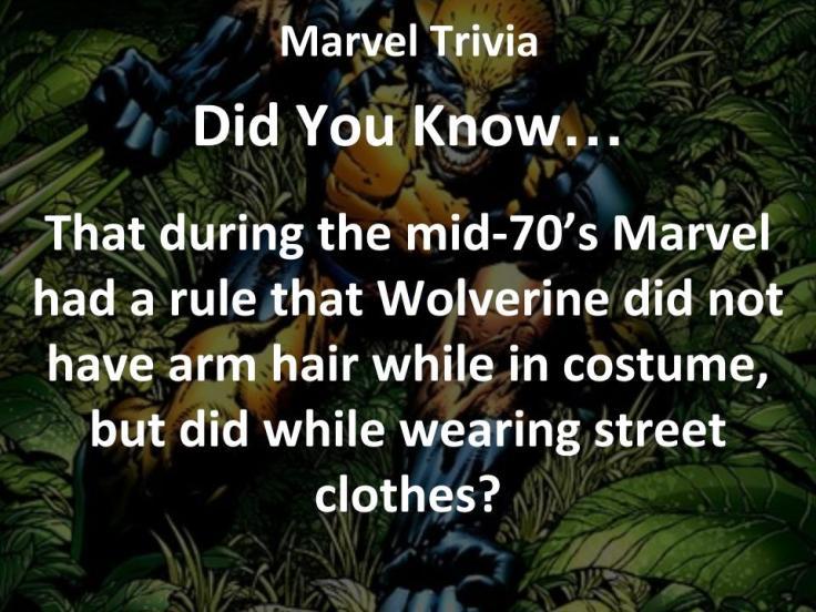 Wolverine_Trivia