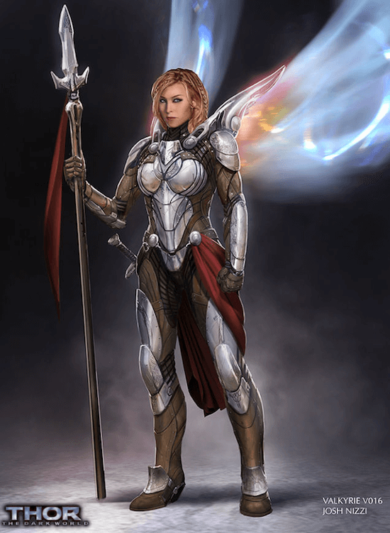 Valkyrie concept art two